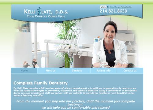 Dr. Kelli Slate