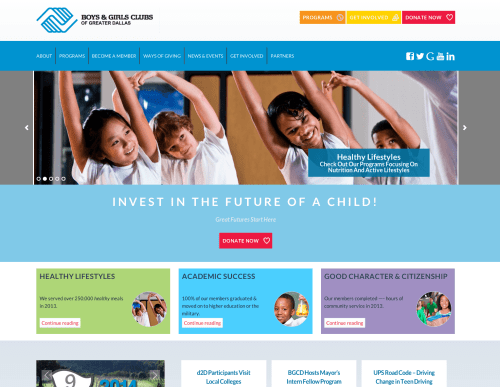 Boys And Girls Club of Greater Dallas