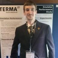 Петро Казмірчук (магістр ЧДУ, 2011) – Software Engineer у компанії ТERMA A/S, Leiden (Netherlands)
