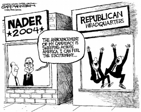 Third Parties in the American Political Process