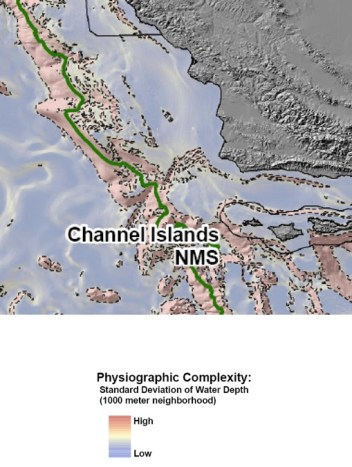 1b physiographic complexity