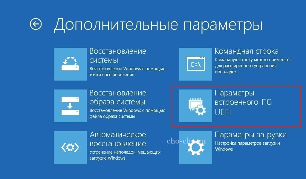 Sådan går du til BIOS på Windows 8.1