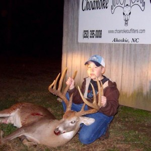 Deer guided hunts