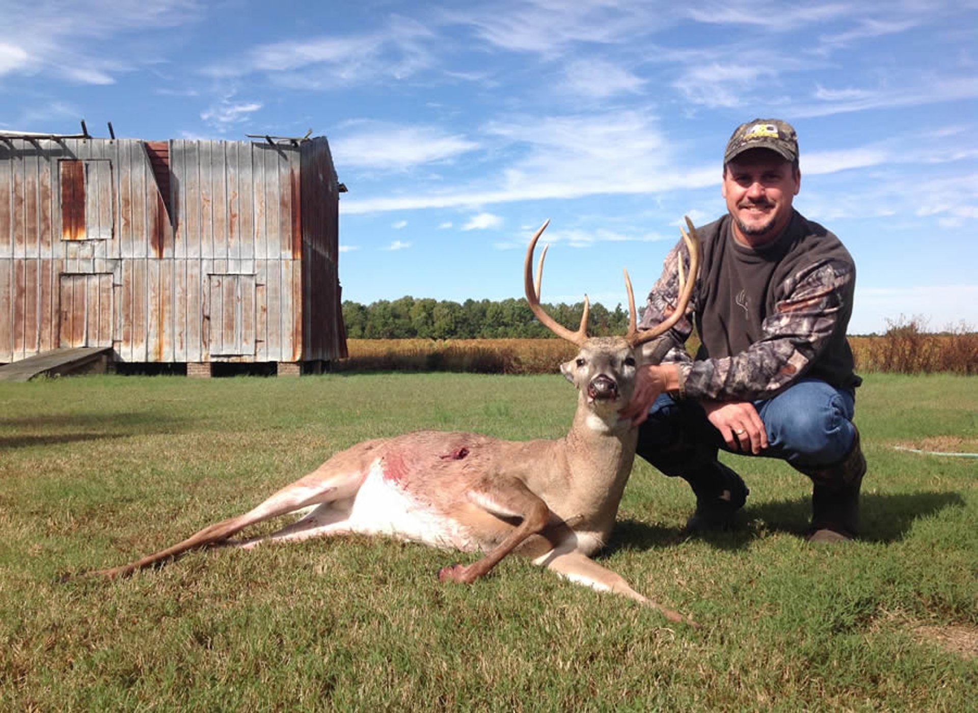 Halifax Lodge for Deer hunting trips