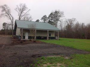 NC hunting lodge