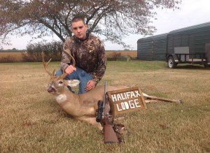 deer hunting outfitter NC