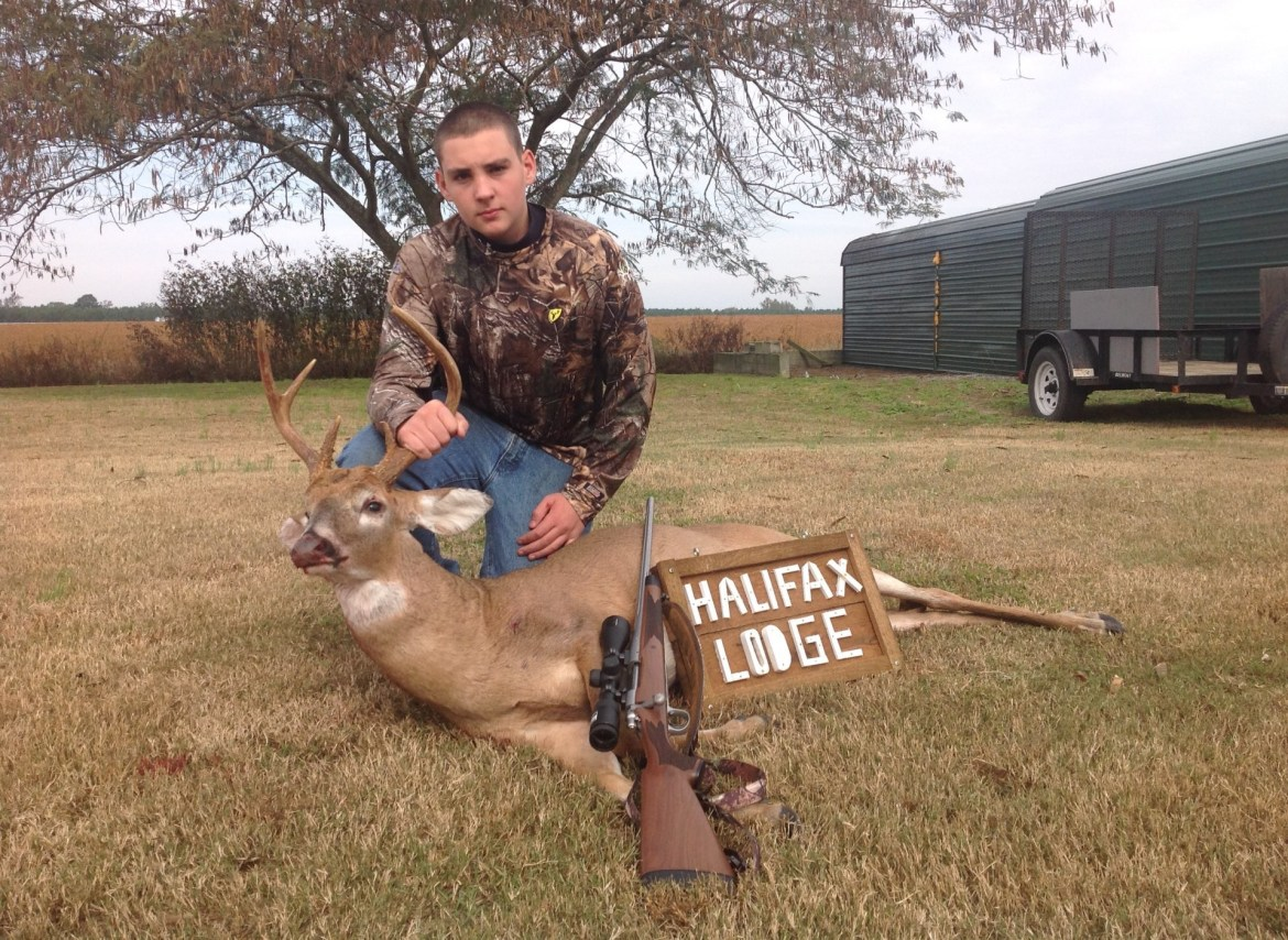 Whitetail deer hunting reviews