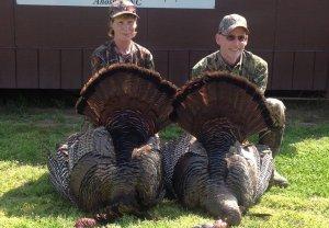 turkey hunting in North Carolina