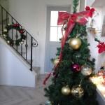 ダイソー商品でクリスマス