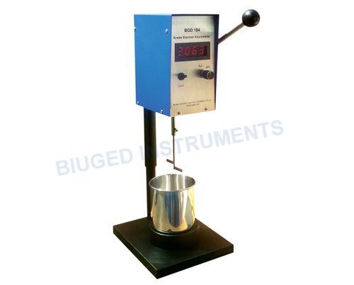 máy đo độ nhớt Krebs BGD184
