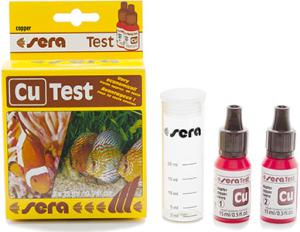 Test đồng (Cu) nước Sera