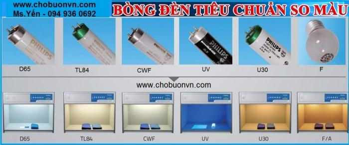 Bóng đèn so màu tủ so màu Trung Quốc