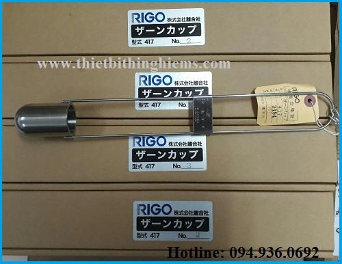 Cốc đo độ nhớt số 2 hãng Rigosha