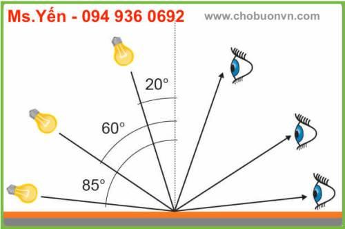 Góc đo độ bóng