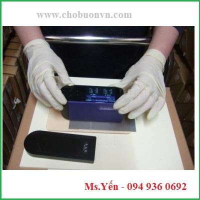 Ứng dụng của máy đo độ bóng Novo- Gloss 60 hãng Rhopoint