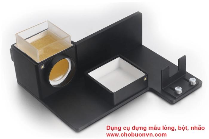 Dụng cụ đo mẫu bột, nhão, lỏng cho máy so màu