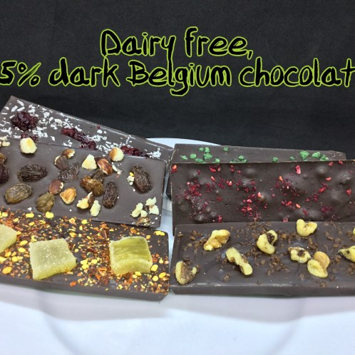 Dairy free chocolate