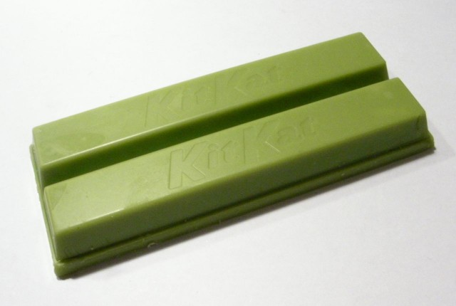 Chocablog: Matcha Green Tea Kit-Kat