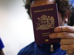 Pasaporte de Chile