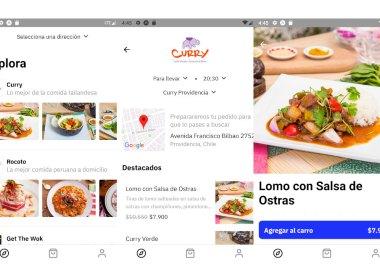 Orion Eat, la aplicación que competirá con Uber Eats, Pedidos Ya y Rappi