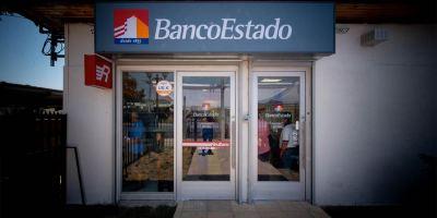 Sucursal de BancoEstado en María Pinto