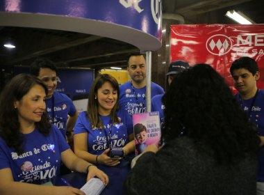 Banco de Chile en la Teletón