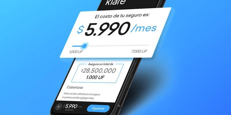 Klare, la corredora de seguros 100% digital de Santander