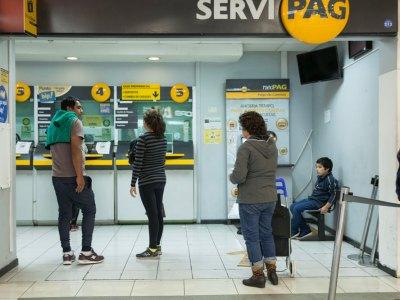 Cómo pagar las cuentas de servicios por Internet en Servipag, Sencillito y Unired