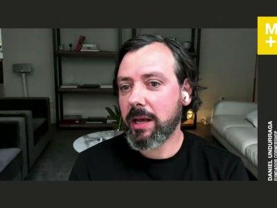 Daniel Undurraga, uno de los fundadores de Cornershop