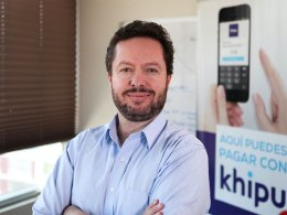 Roberto Opazo, CEO de Khipu
