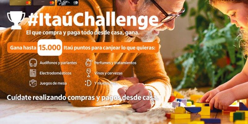 Itaú Challenge