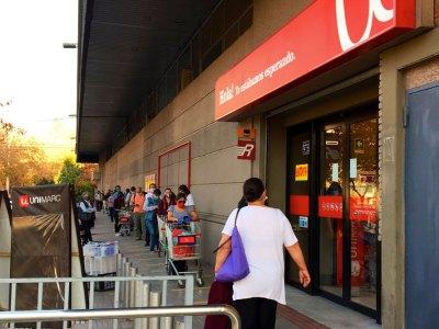 Nuevo servicio para agendar y reservar hora en Unimarc