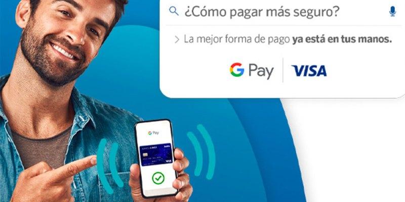 Google Pay llegó a las tarjetas de crédito de Banco Bice