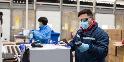 Mercado Libre inauguró su primer centro de distribución en Chile