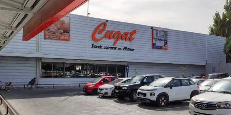 Cugat inauguró un nuevo supermercado en Talca