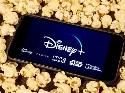 Servicio de streaming Disney+