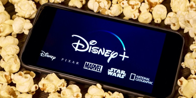 Servicio de streaming Disney+