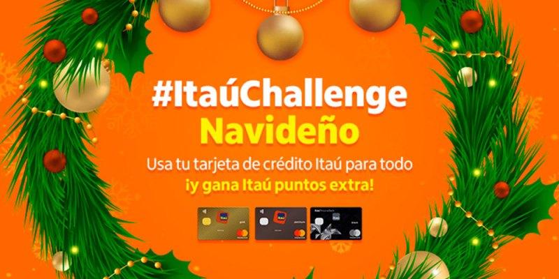Itaú Challenge de diciembre 2020