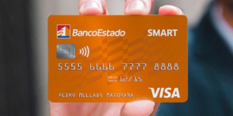 Nueva tarjeta de crédito Visa SMART de BancoEstado
