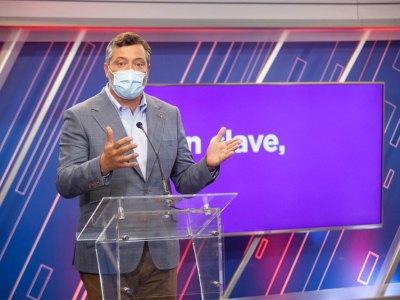 Sebastián Sichel anunció medidas de BancoEstado para el segundo retiro del 10% de las AFP