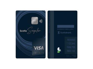 Tarjeta de crédito Scotiabank Singular Visa Infinite