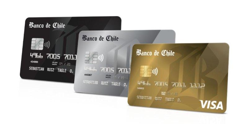 Tarjetas de crédito Travel del Banco de Chile acumulan dólares premio