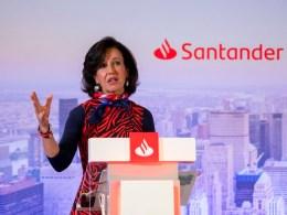 Ana Botín, presidenta de Banco Santander España