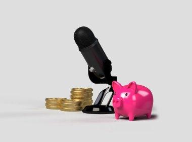 Podcasts de bancos, ahorro e inversión