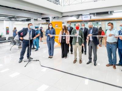 Reinauguración de sucursal BancoEstado en Colina