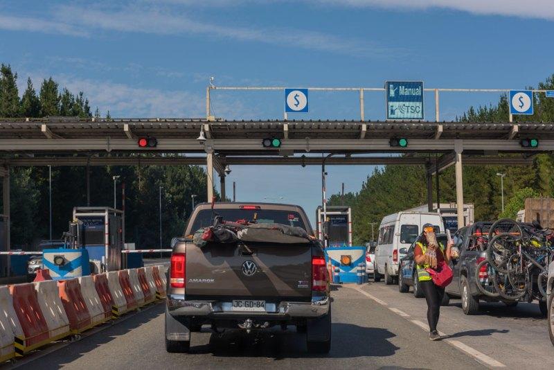 Conoce las tarifas de los peajes en las carreteras de Chile desde enero de 2021