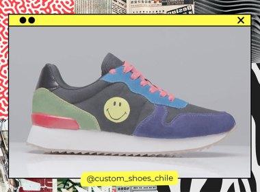 Larga vida a las zapatillas de Tiendas Paris