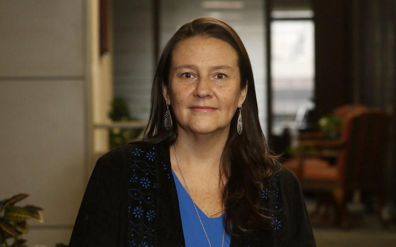 Claudia Herrera, gerente División Marketing y Banca Digital de Banco de Chile