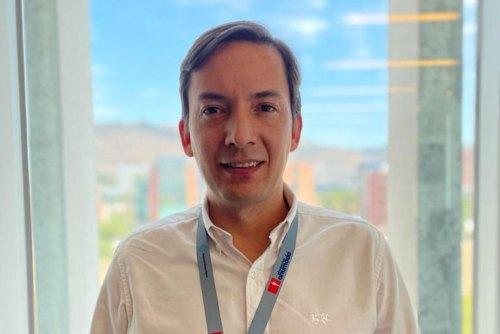 Juan Pablo Corvalán, gerente de Omnicanalidad y Experiencia de Clientes de Farmacias Ahumada