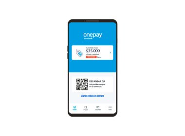 Onepay es la billetera digital de Transbank